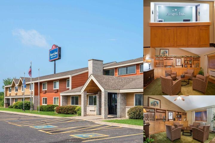 Americinn Little Falls photo collage