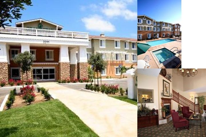 Grandstay Residential Suites Hotel photo collage
