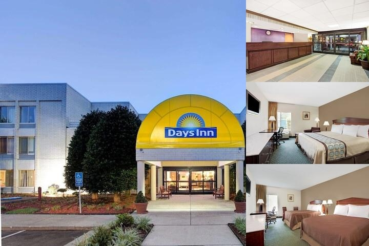 Days Inn Oyster Point at City Center photo collage