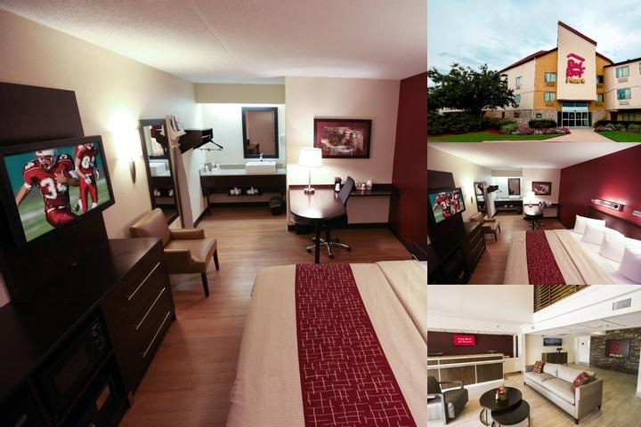 Red Roof Inn Houston I10 West photo collage