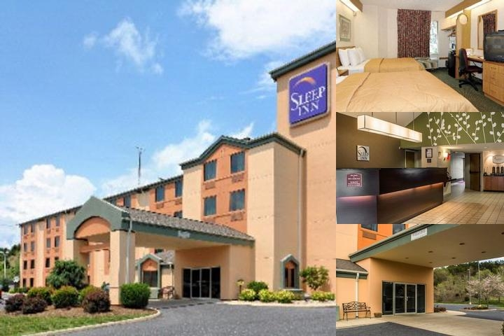 Sleep Inn Staunton Va photo collage