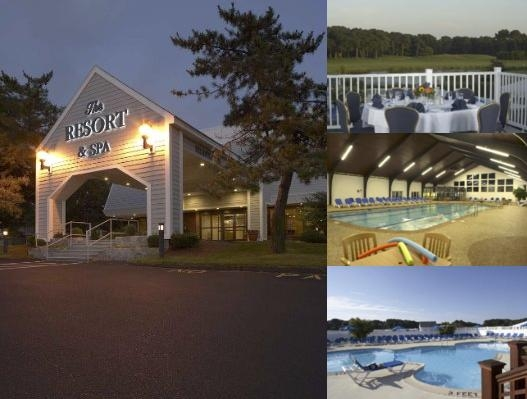Resort & Conference Center at Hyannis photo collage