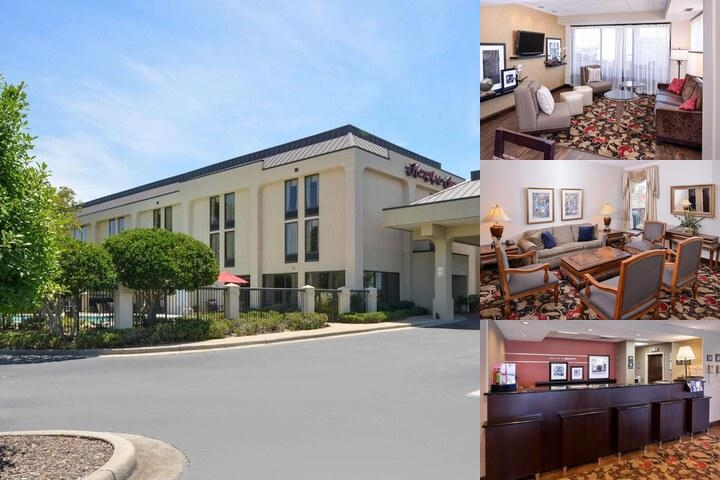 Hampton Inn Gadsden photo collage