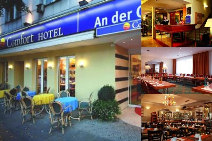 Ibis Styles Berlin An Der Oper photo collage