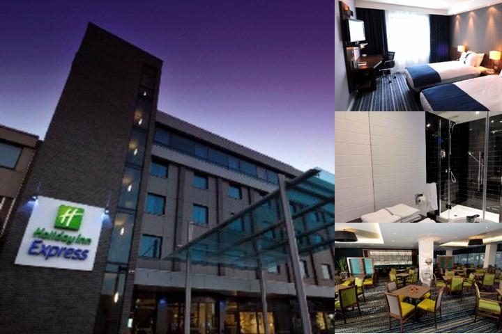 Holiday Inn Express London Heathrow T5 photo collage