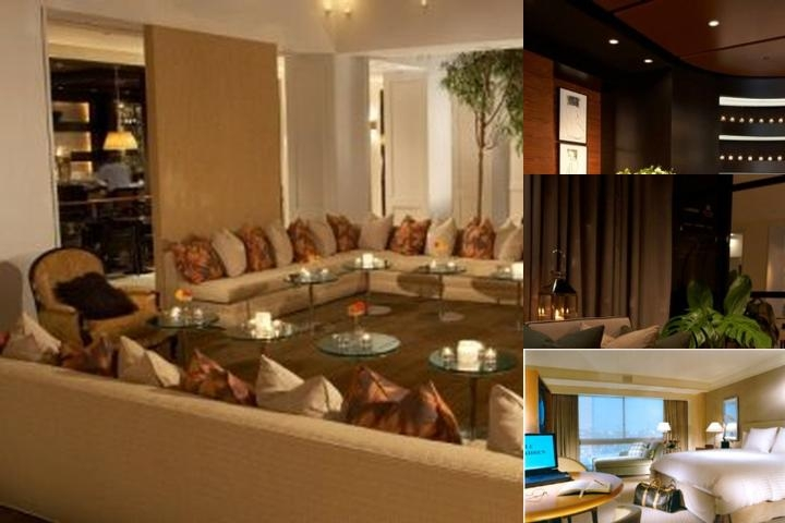 Le Meridien at Beverly Hills photo collage