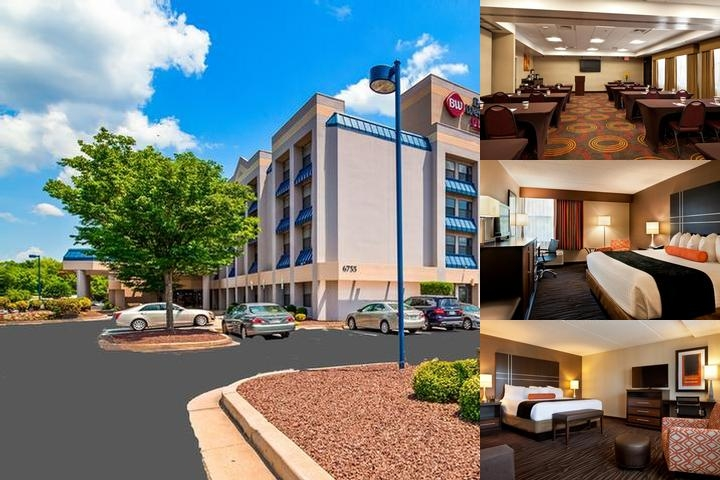 Best Western Plus BWI Airport Hotel / Arundel Mill photo collage