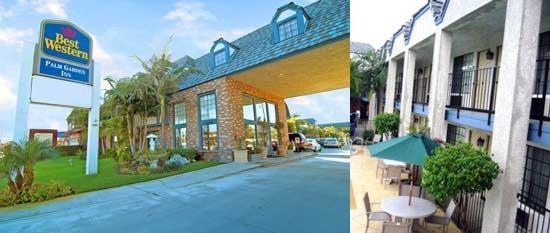 Best Western Palm Garden Inn 1 Of 11