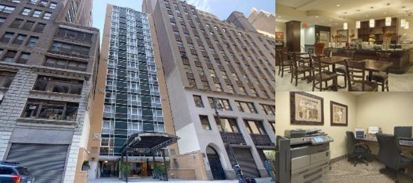 Wingate by Wyndham Manhattan Midtown photo collage