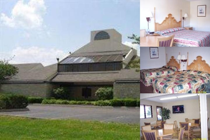 Americas Best Value Inn Columbus West photo collage