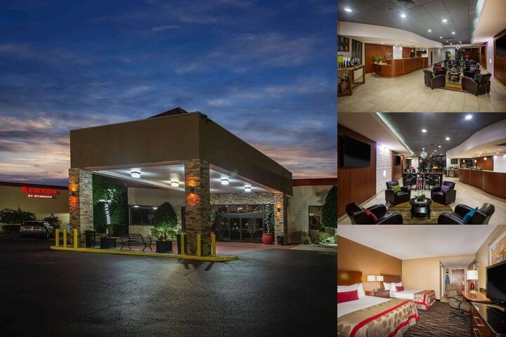 Ramada Inn & Conference Center Statesville photo collage