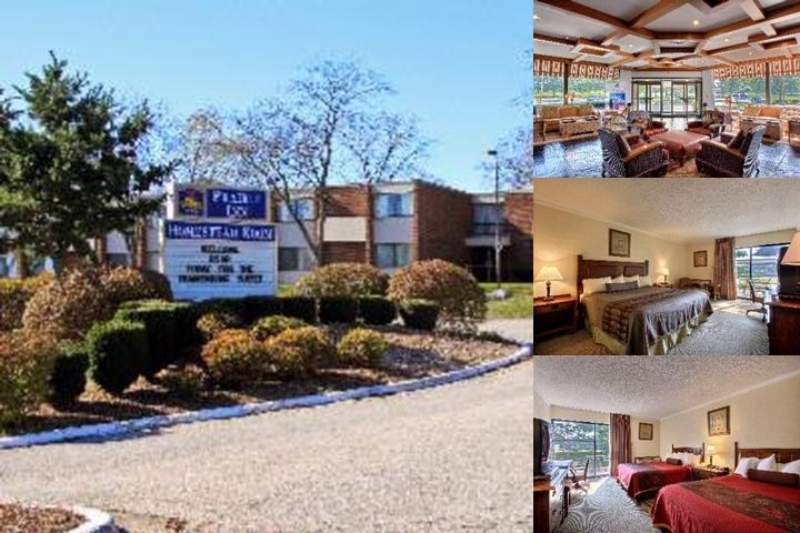 Best Western Prairie Inn photo collage