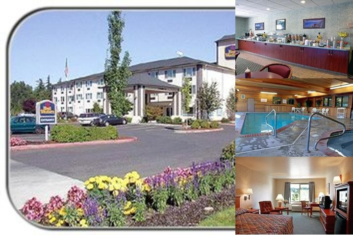 Best Western Plus Cascade Inn & Suites photo collage