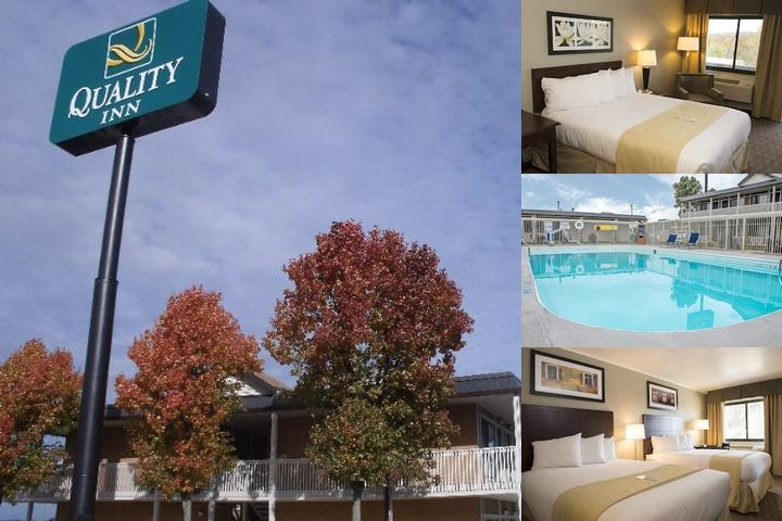 Quality Inn Cambridge photo collage