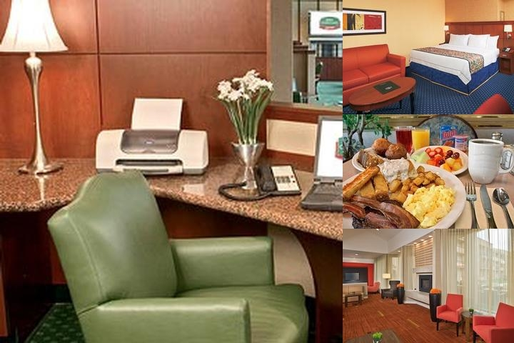 Courtyard by Marriott Raleigh / Cary photo collage