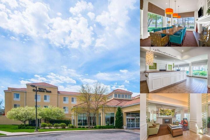 Hilton Garden Inn Wichita photo collage