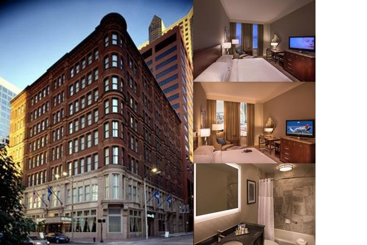 Hilton St. Louis Downtown at the Arch photo collage