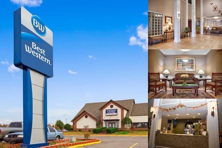 Best Western Okmulgee photo collage