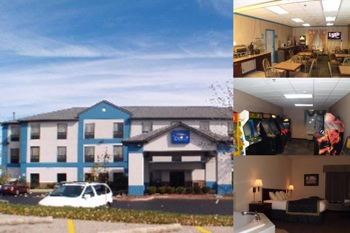 Baymont Inn & Suites Mason photo collage