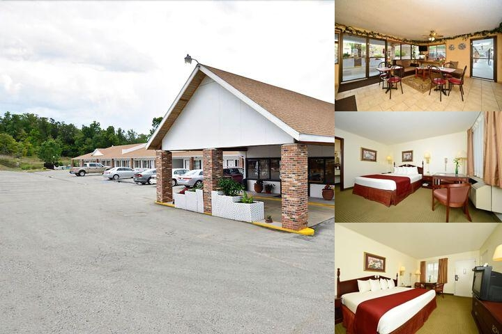 Best Western Village Inn photo collage