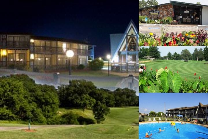 Dogwood Hills Golf Resort photo collage