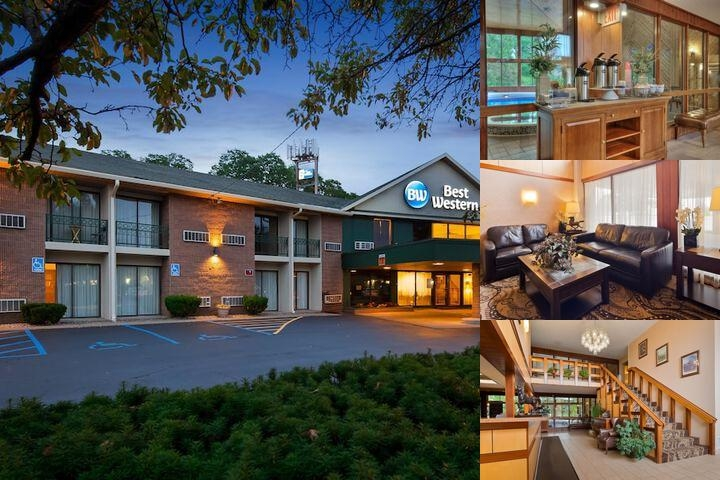 Best Western Clifton Park photo collage