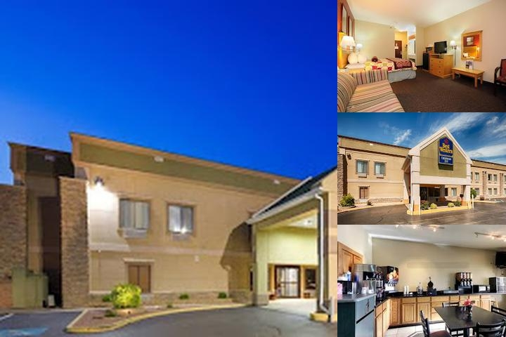 Best Western Cross Roads Inn photo collage