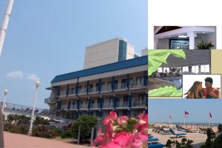 Sea Gull Inn Oceanfront photo collage