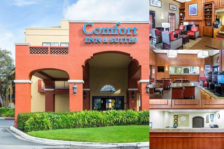 Comfort Inn & Suites San Francisco Airport North photo collage