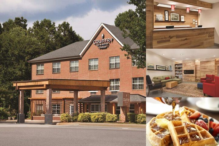 Country Inn & Suites by Radisson Newnan Ga photo collage