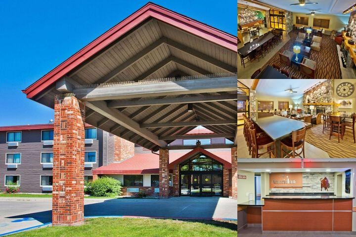 Americinn Hotel & Suites Grand Forks photo collage
