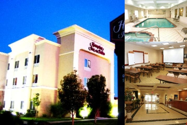 Hampton Inn & Suites Venice Bayside photo collage