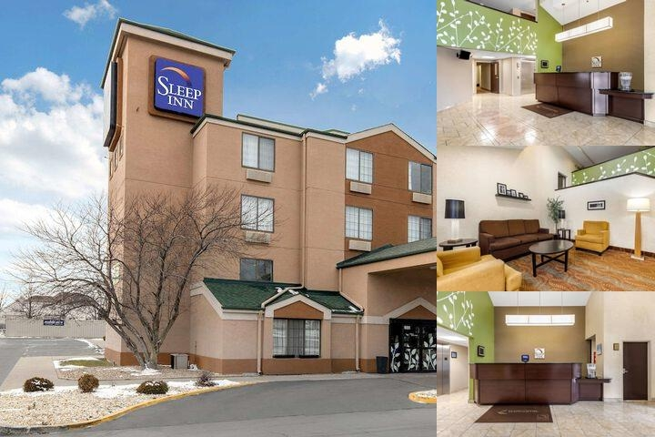 Sleep Inn Lansing photo collage