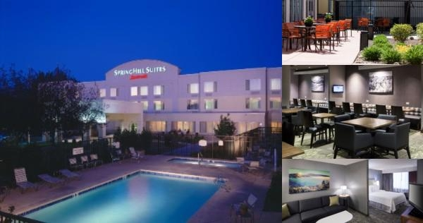 Springhill Suites by Marriott Boise Parkcenter photo collage