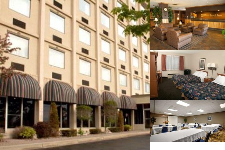 Best Western Riverfront Inn photo collage
