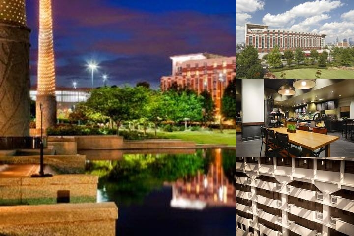 Embassy Suites Atlanta Centennial Olympic Park photo collage