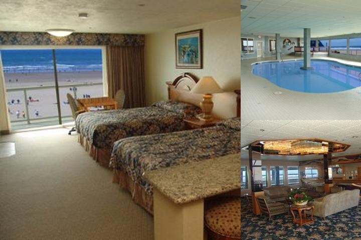 Shilo Inn Oceanfront Resort photo collage