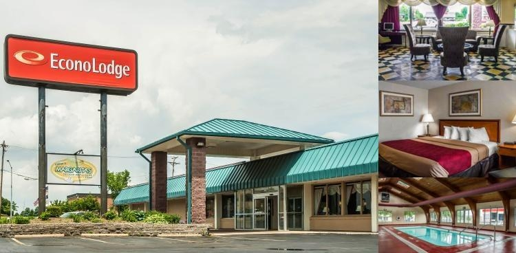 Econo Lodge Southwest photo collage