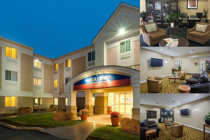 Candlewood Suites Windsor Locks Bradley Arpt photo collage