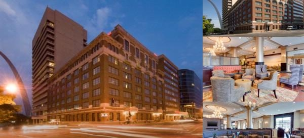 Drury Plaza Hotel St. Louis at the Arch photo collage