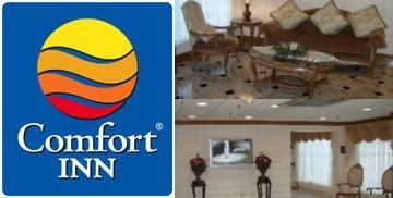 Comfort Inn Near Princeton photo collage