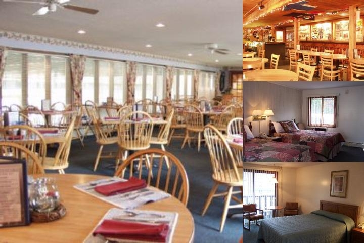 Kancamagus Motor Lodge photo collage