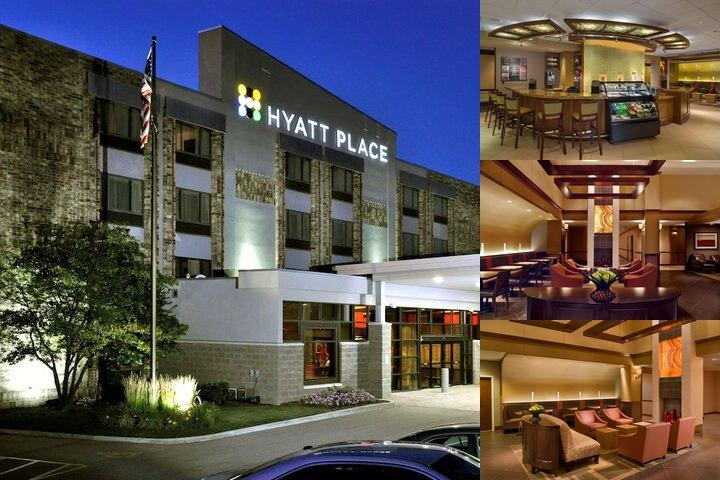 Hyatt Place Milwaukee Airport photo collage