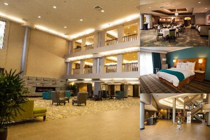 Ontario Gateway Hotel photo collage