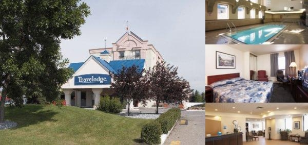 Travelodge Calgary Macleod Trail photo collage