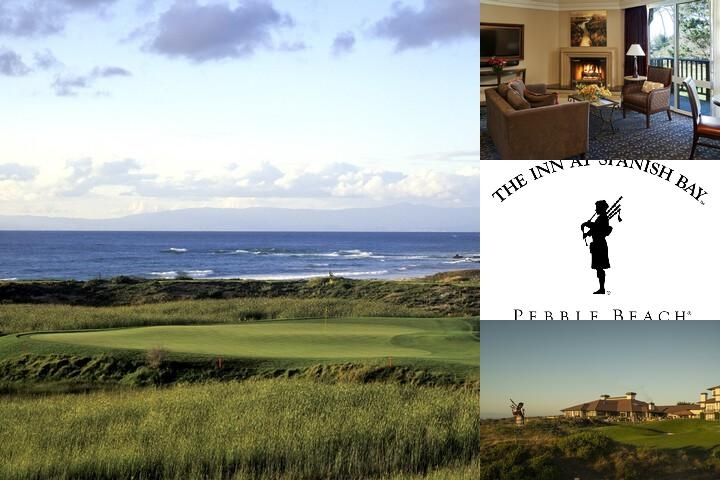 The Inn at Spanish Bay photo collage