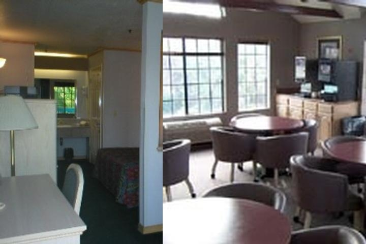 Super 8 Executive Suites photo collage