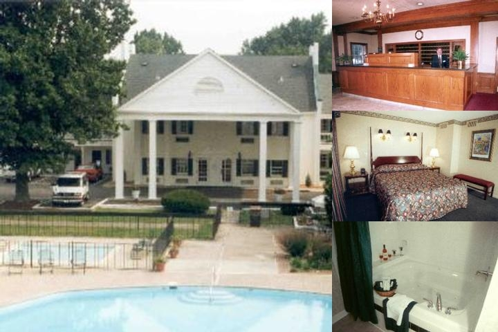 The Springs Inn photo collage