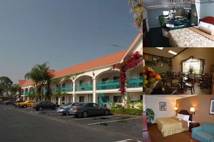 Dynasty Suites Redlands Hotel photo collage