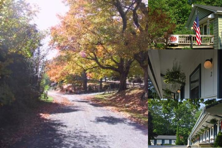 Alpen Acres Motel photo collage